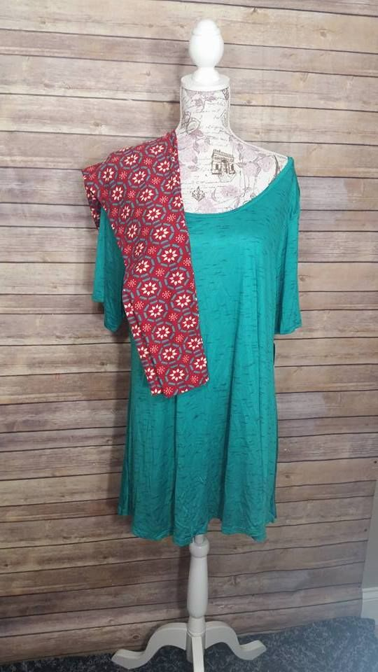 3eeeaddc0858d Find this outfit and more at LuLaRoe Sweethearts (link in bio)! Boutique  Clothing Outfit Inspiration! Fashion plus sized style!