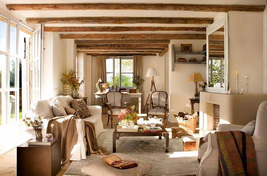 Salotto informale all 39 inglese mobili e idee d for Casa di mobili