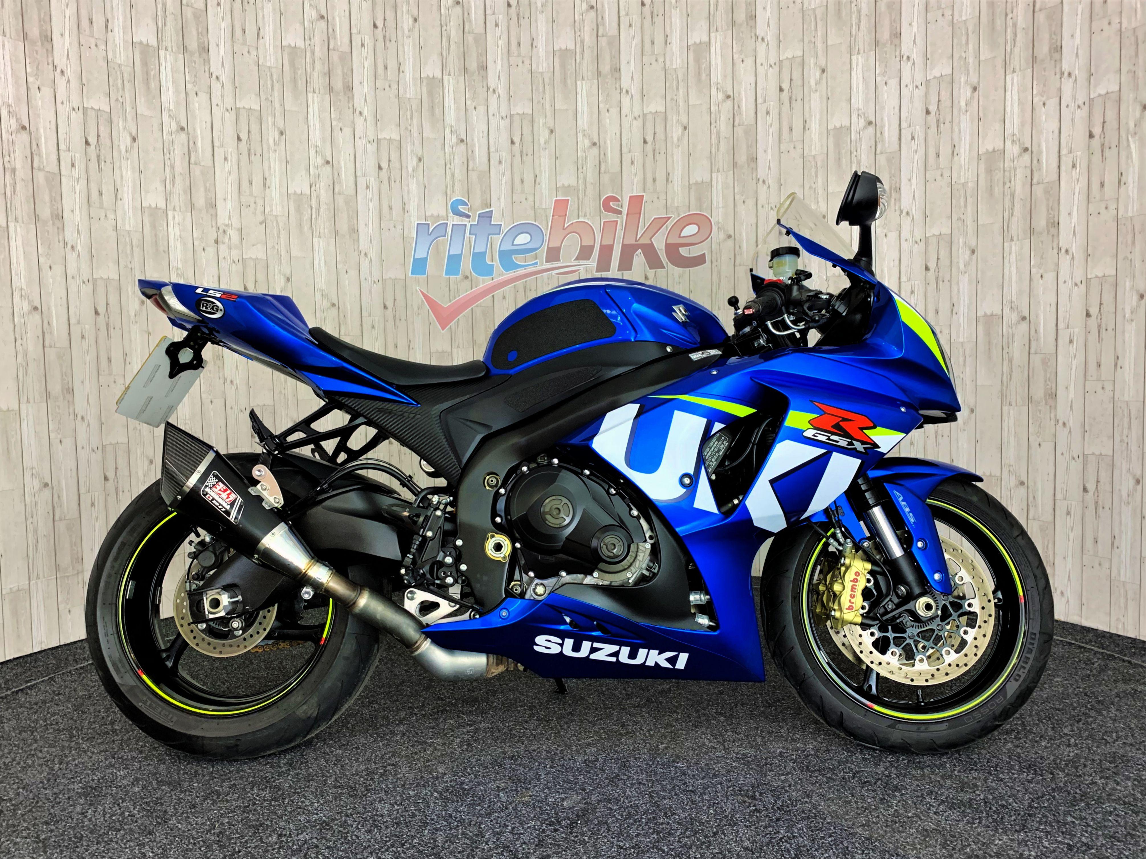 £8,190 ⏲ 9,012 miles ☎ 01274 670787! suzuki gsxr