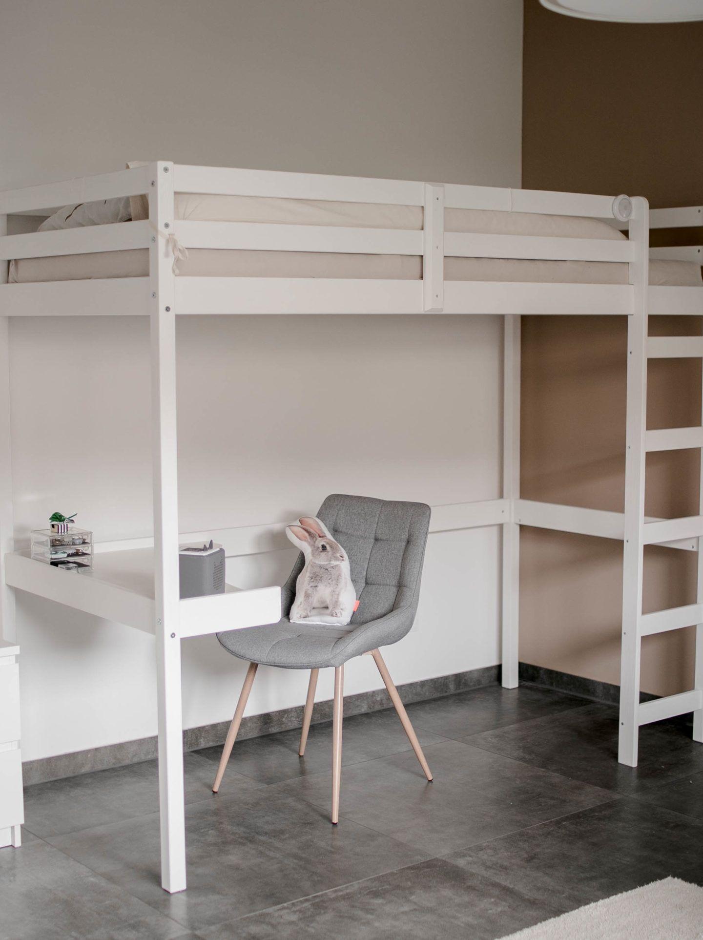 Was ist das besondere an einem Hochbett für Kinder? Wieso wir bis zum 8. Lebensjahr gewartet haben und woher wir unseres haben ->