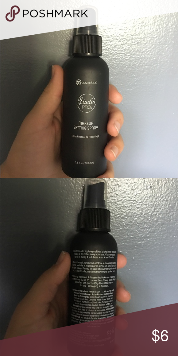Studio Pro Makeup Setting Spray by BH Cosmetics #4