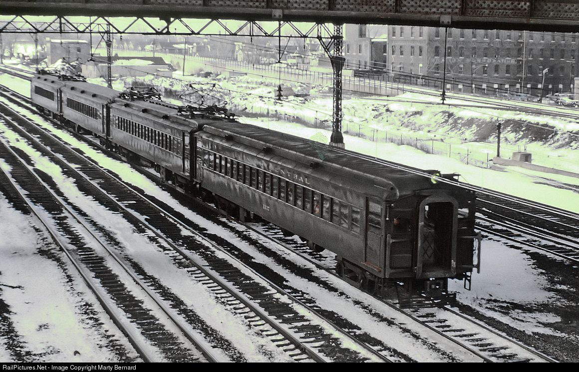 Railpictures Net Photo Unknown Illinois Central Electric