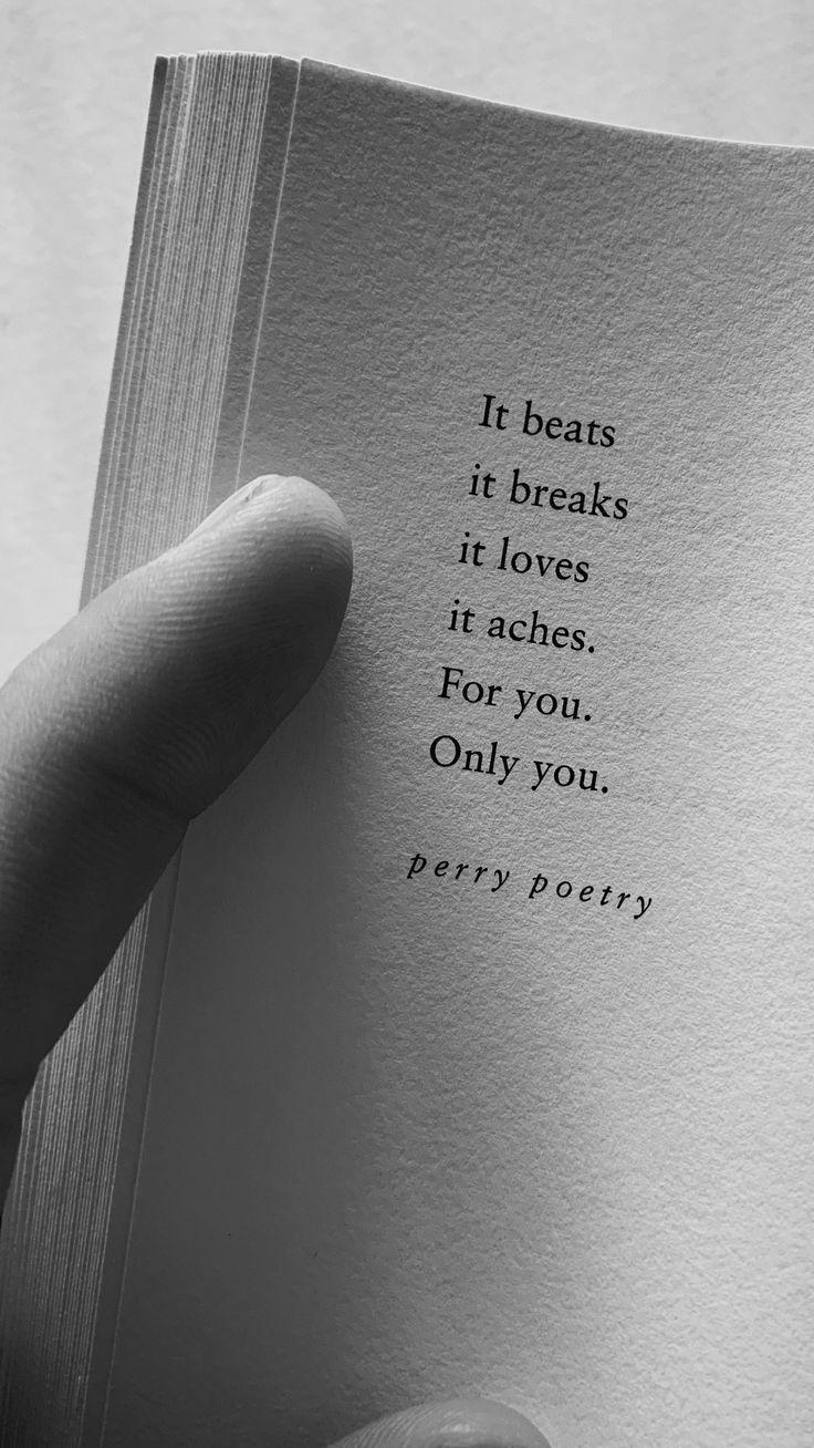 Folgen Sie Perry Poetry auf Instagram für tägliche Gedichte. #poem #poetry #po #quotes #poetry