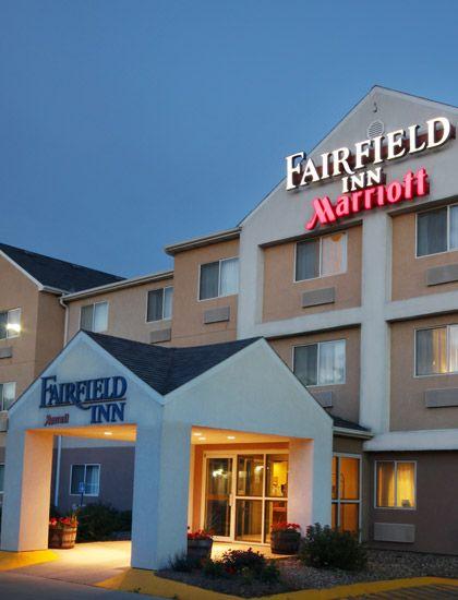 Fairfield Inn / Waterloo, Iowa | Places to Stay in 2019