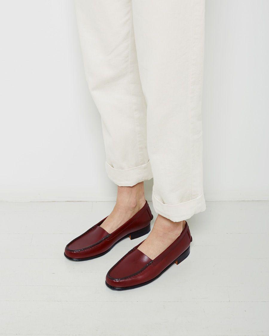 Garçonne Looks At La Clothesamp; Loafer Shop MartinianoNeubau 8nXNPO0kw