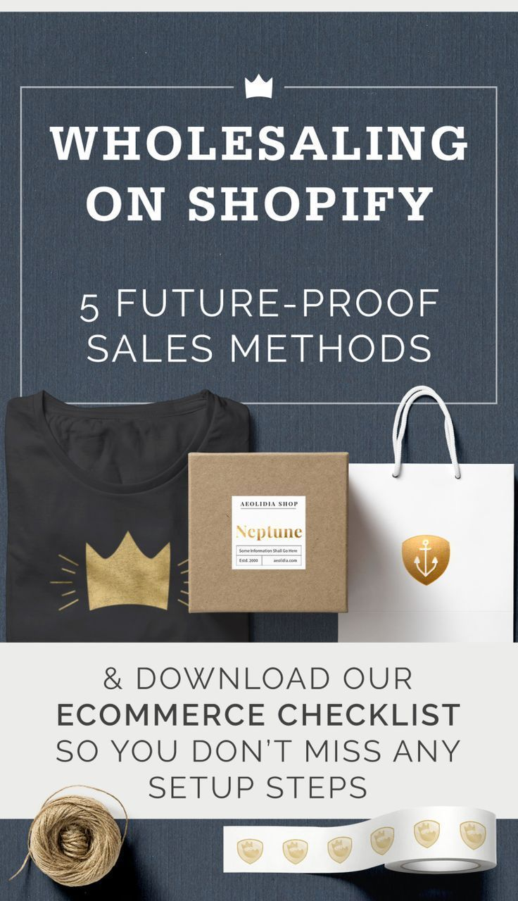 The pros and cons of five methods of selling wholesale on