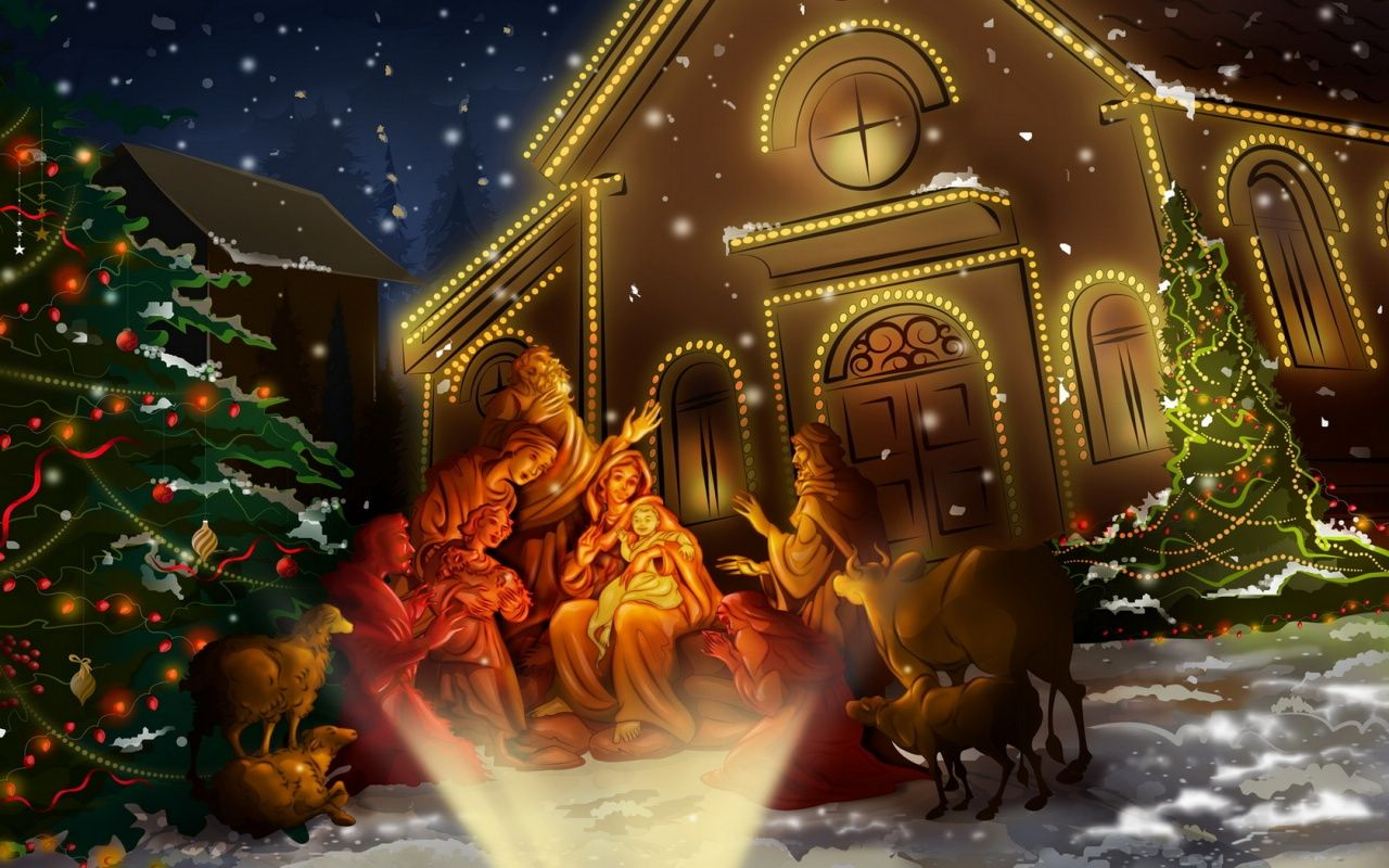 Christmas is an annual commemoration of the birth of Jesus Christ ...