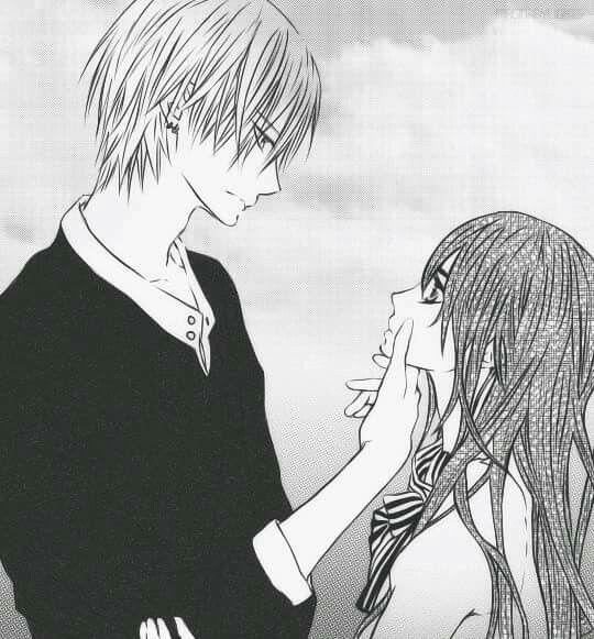 Zero and Yuki | Vampire Knight ♡♡ | Pinterest | Anime amor, Manga ...