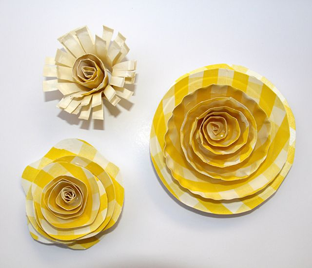 Paper Plate Flowers Get Crafty Paper Crafts Paper Plate Crafts