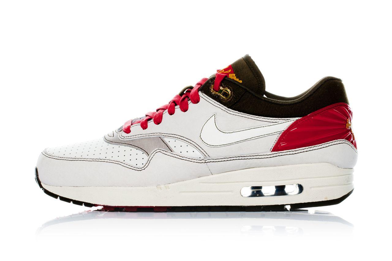 Nike Air Max 90 Sneakerboot MC SP Desert Camo & Nike Air Max