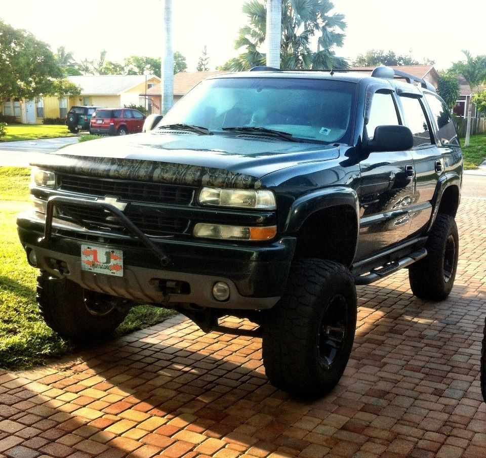 Tahoe 2004 chevy tahoe front bumper : I wld love to do mine like this...... | My likes | Pinterest ...