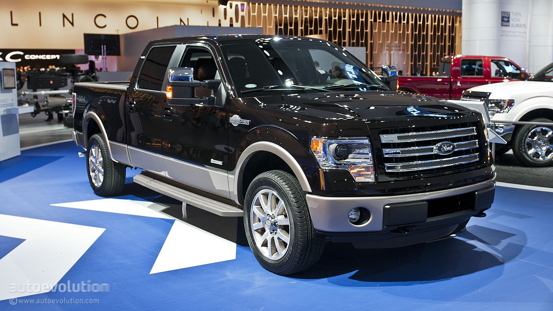 2013 Naias Ford F 150 King Ranch Special Edition Live Photos 13 2004