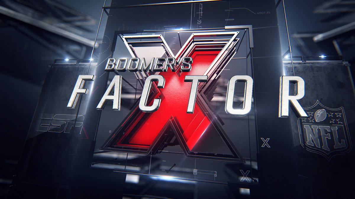 ESPN SUNDAY NFL COUNTDOWN // GFX Package on Behance