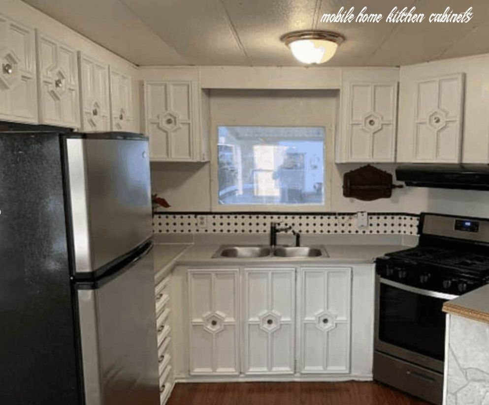 15 easy ways to facilitate mobile home kitchen in
