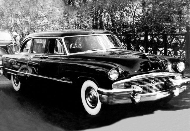 ЗИЛ-111 (ЗИС-111) «Москва» год выпуска 1956 | Старые ...