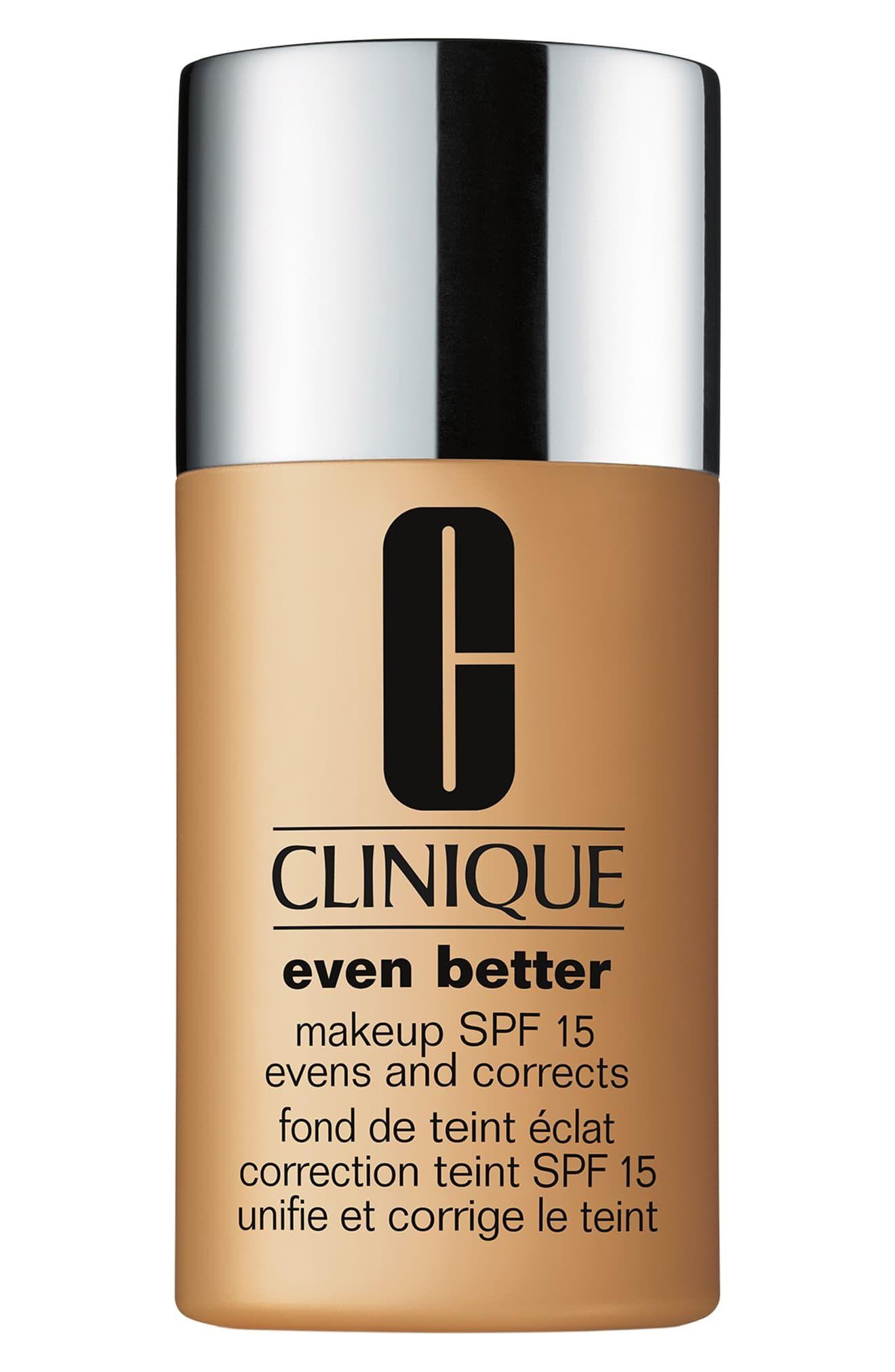 Clinique Even Better Makeup Foundation Spf 15 16 Buff