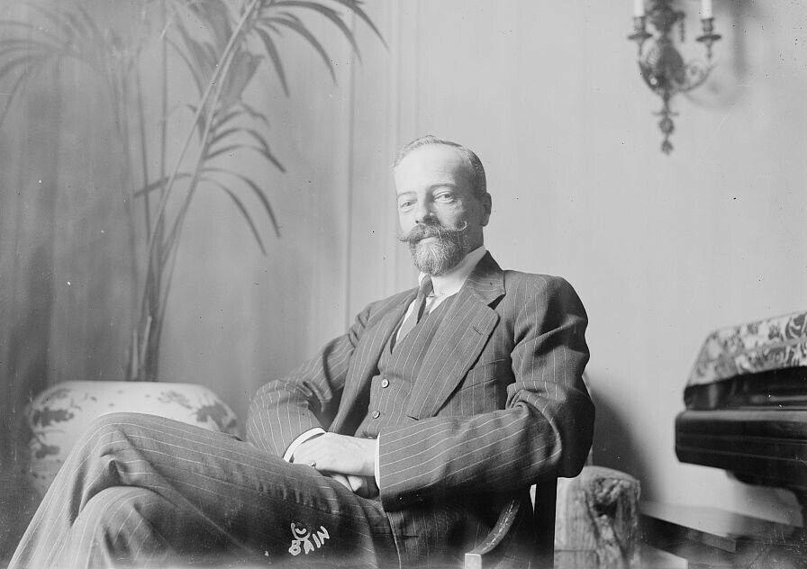 Grossfurst Alexander Michailowitsch 1866 1933 Enkel Nikolaus L