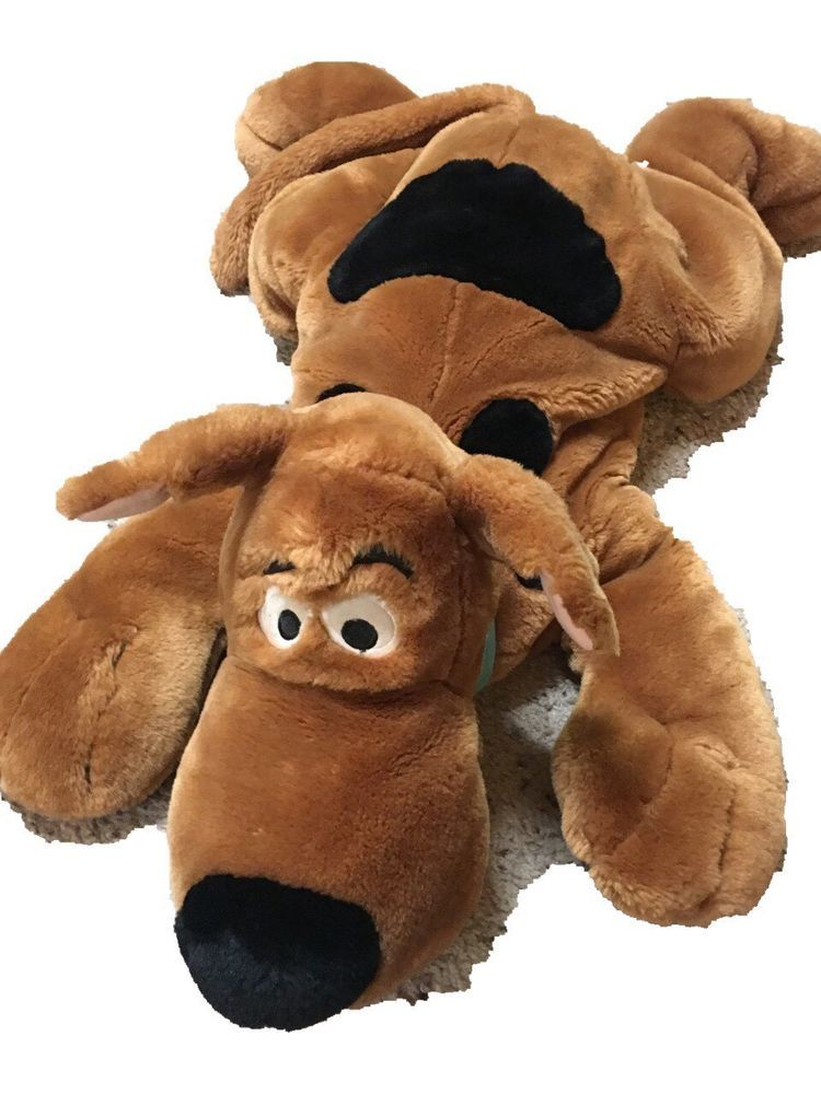 giant dog stuffed pillow toy hanna