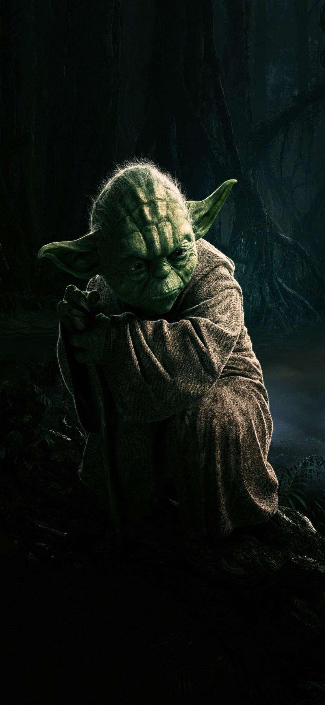 Iphone X Wallpaper Hd 82 Star Wars Yoda Art Star Wars Yoda Yoda Art