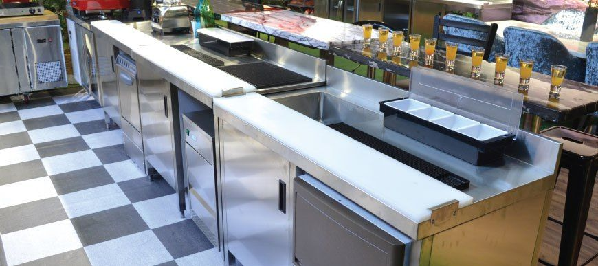 commercial catering equipment kitchen equipment supplier fed ...