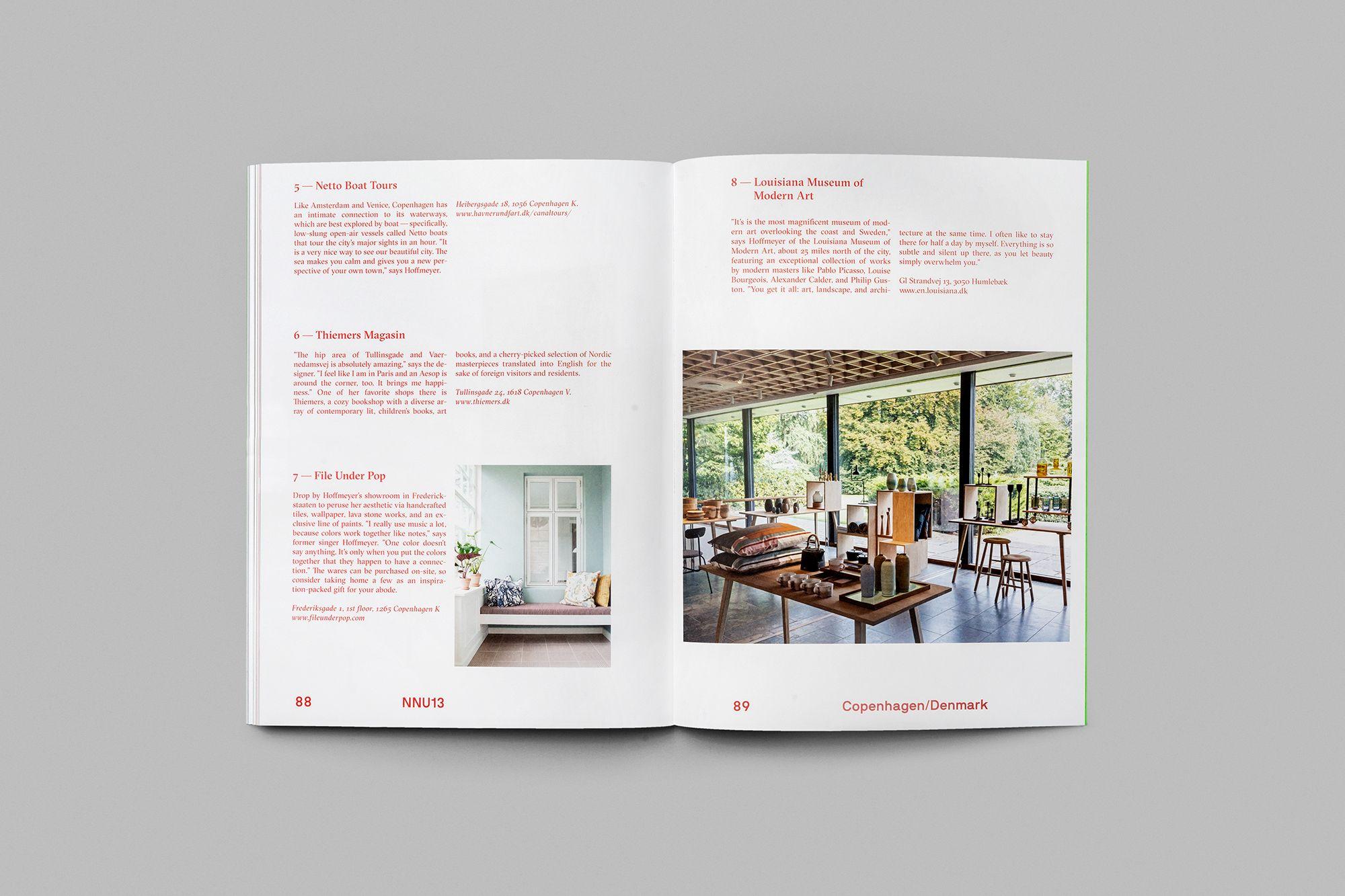 Https Www Behance Net Gallery 54861205 Nnu Magazine Issue No 13