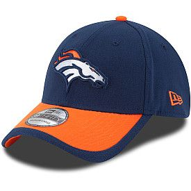 1ad299f1 New Era Men's Denver Broncos Sideline 39THIRTY Stretch Fit Cap ...