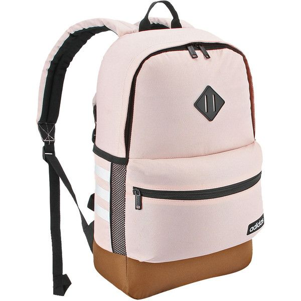 f5a36309a32c Adidas Neo Classic 3S Backpack (€29) ❤ liked on Polyvore featuring bags
