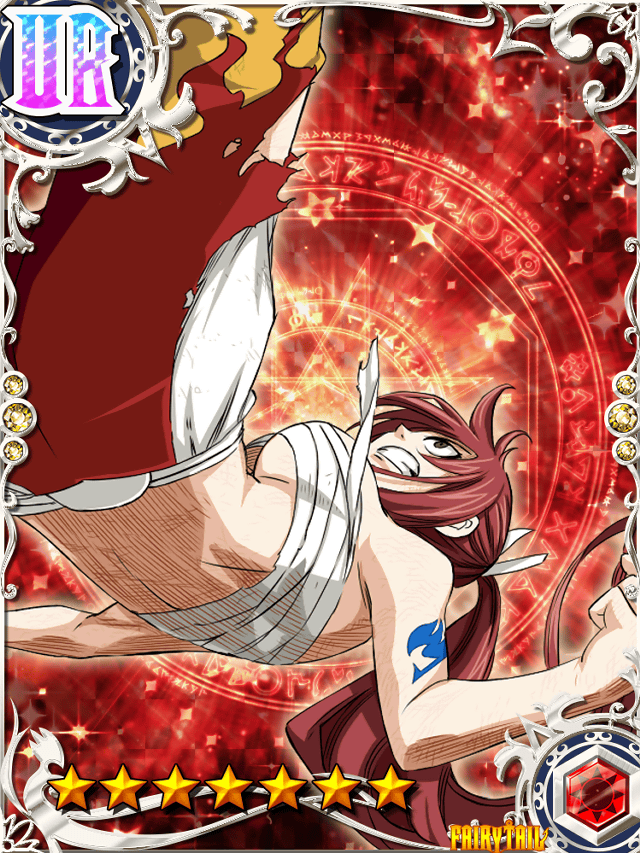 『FAIRYTAILブレイブギルド(GREE、Mobage)画像パート3⑤』