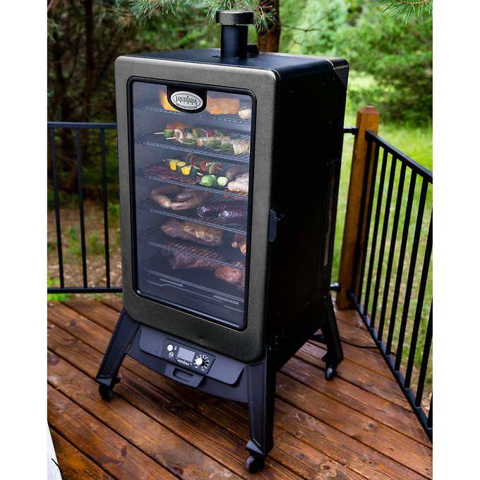 Louisiana Grills Vertical Pellet Smoker | Grilling, Smoker ...