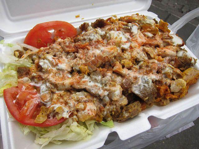Checken Overrice Halal Recipes Chicken Over Rice Chicken