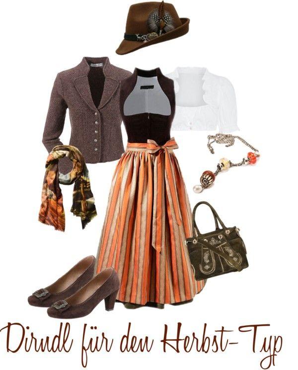 Das richtige Dirndl für den Herbst-Typ | Fashion - Dirndl ...
