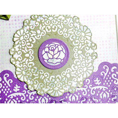 Buy Tattered Lace 3 in 1 Florentine Over The Edge 2 - 3 Dies from Create and Craft USA
