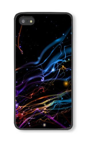 iPhone 5S Case Color Works Abstract Shine Light Ripples
