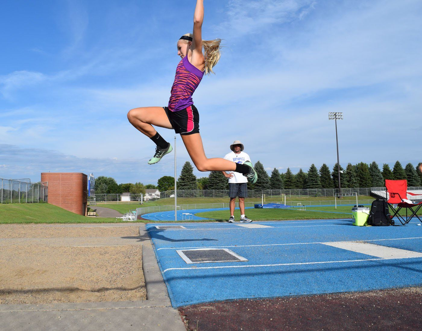 A brief description of Triple Jump to let you know the