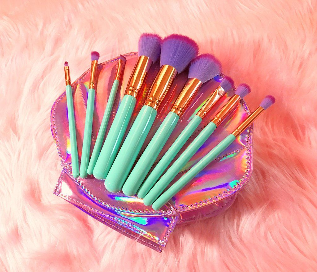 Makeup brush set image by Sweet Bunny on Make up brushes