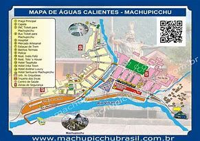 Image result for map aguas calientes peru | MAPS in 2019