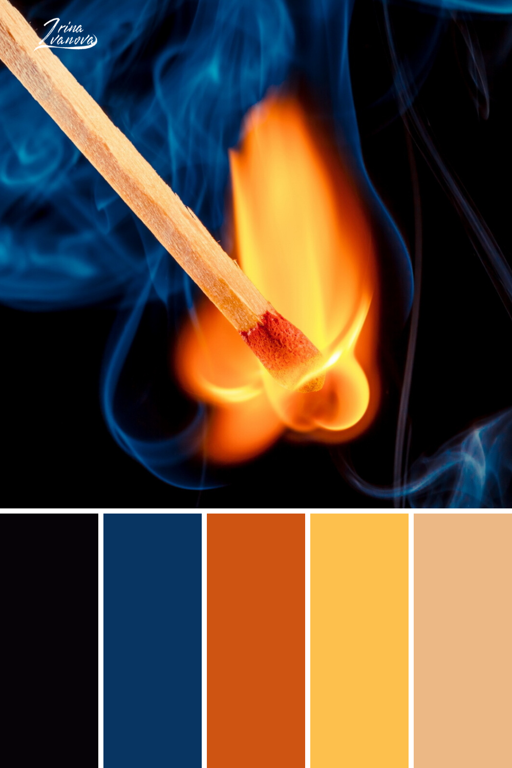 Aesthetic Color Palette Code