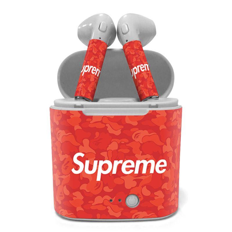 813c8684329b Supreme AirPods special edition Supreme AirPods special edition in ...