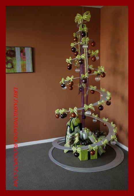 Arboles De Navidad Originales Buscar Con Google Nadal - Manualidades-arboles-de-navidad
