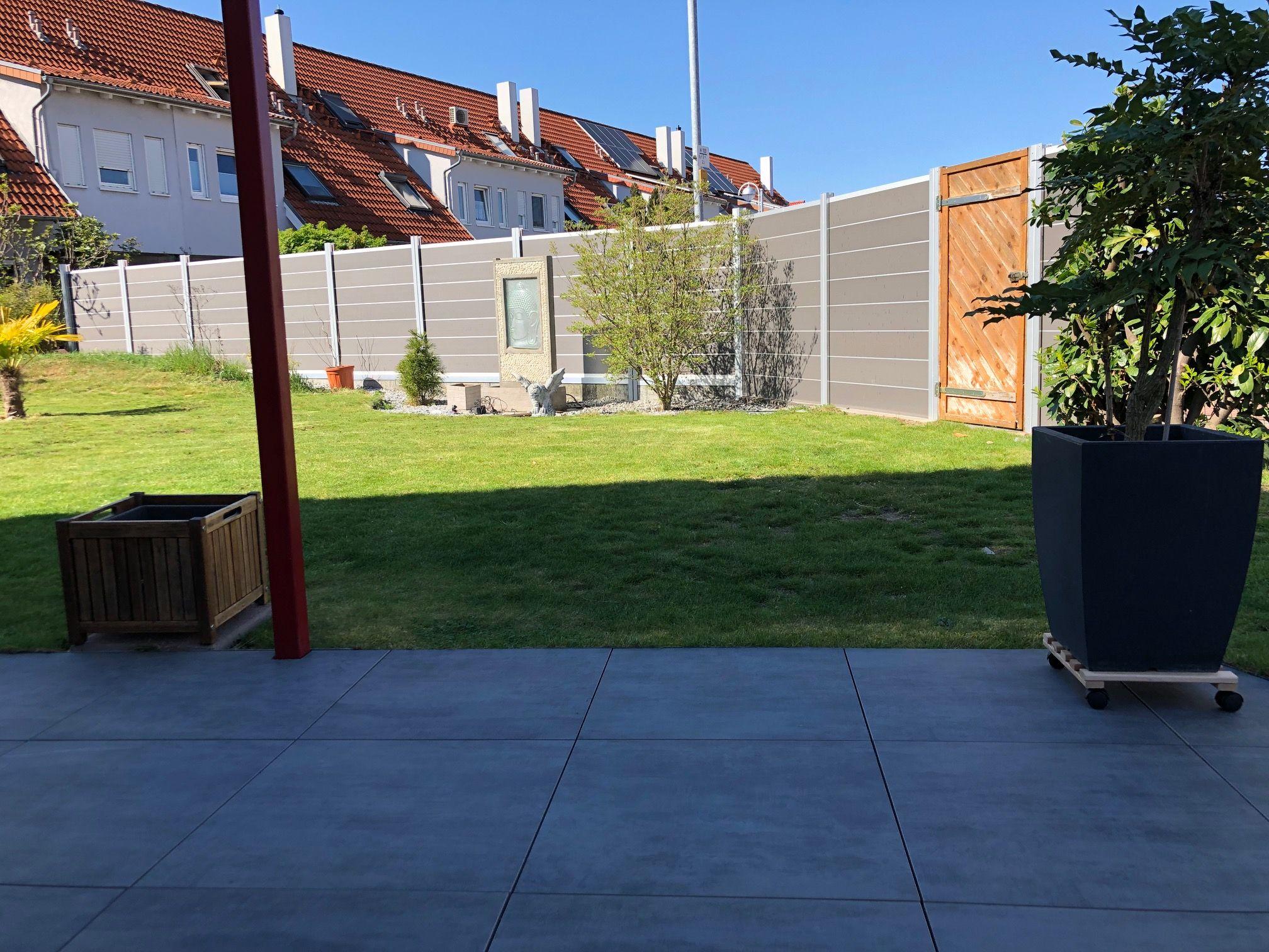 Pin von LignaGard GmbH auf WPCSichtschutzzäune Zaun