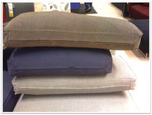 The ikea ektorp sofa seat cushions are domed, meaning if you want to replace the cushions with completely foam ones, you'll need to leave special instructions. IKEA Kivik Sofa Series Review - Comfort Works Blog ...