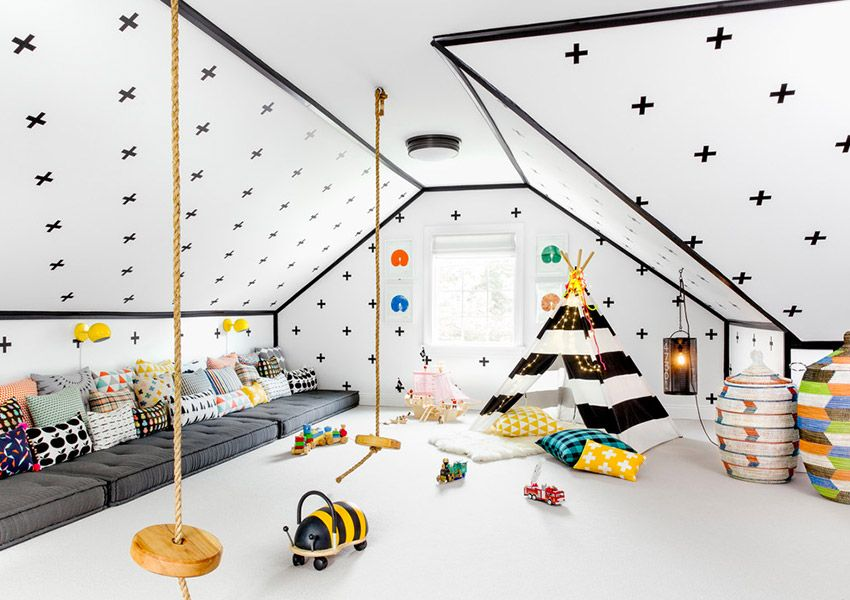 Playroom by Chango & Co.
