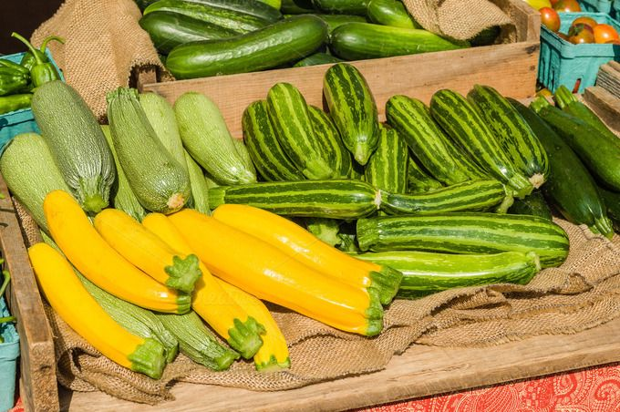 Display of squash at the market by Zigzag Mountain Art on Creative Market