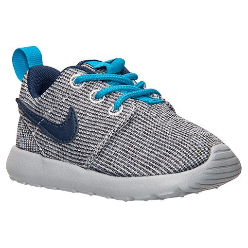 Boys' Toddler Nike Roshe Run Casual Shoes 645778 100