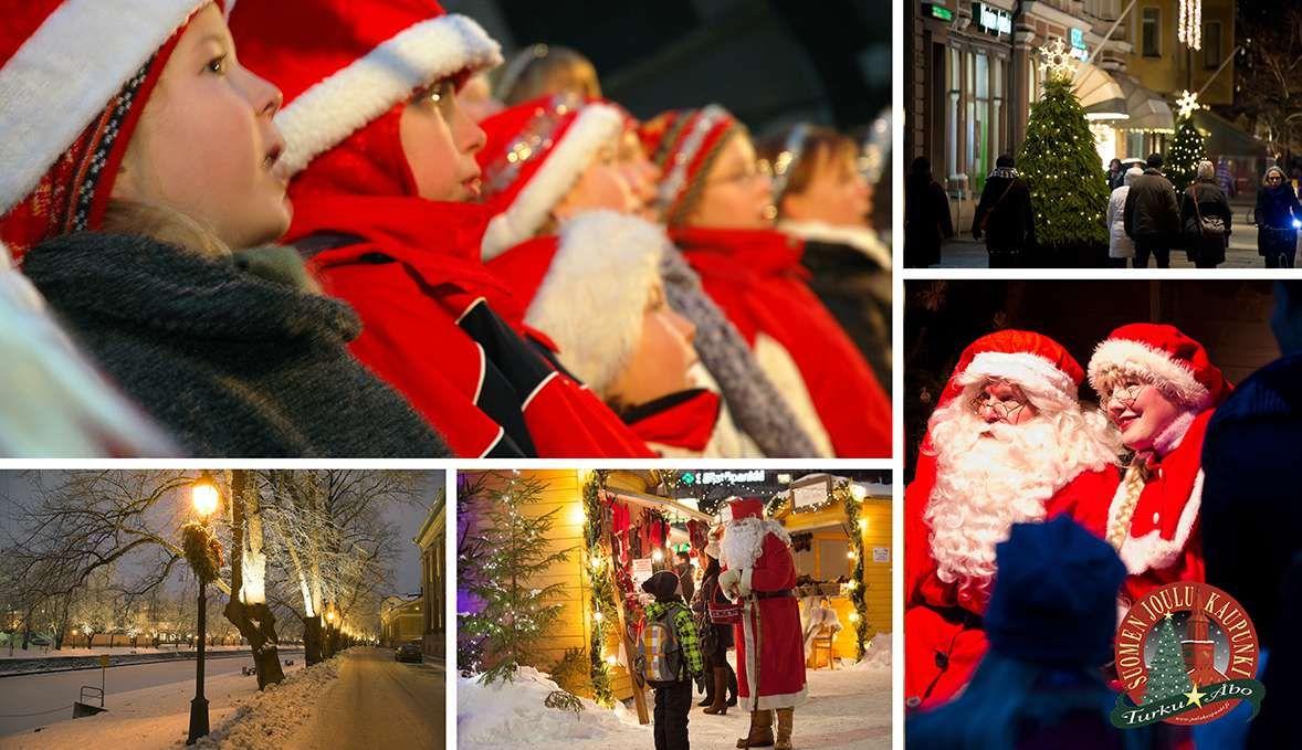 Satusiltojen myötä muistellaan joulukaupunki Turun kehittymistä 20...