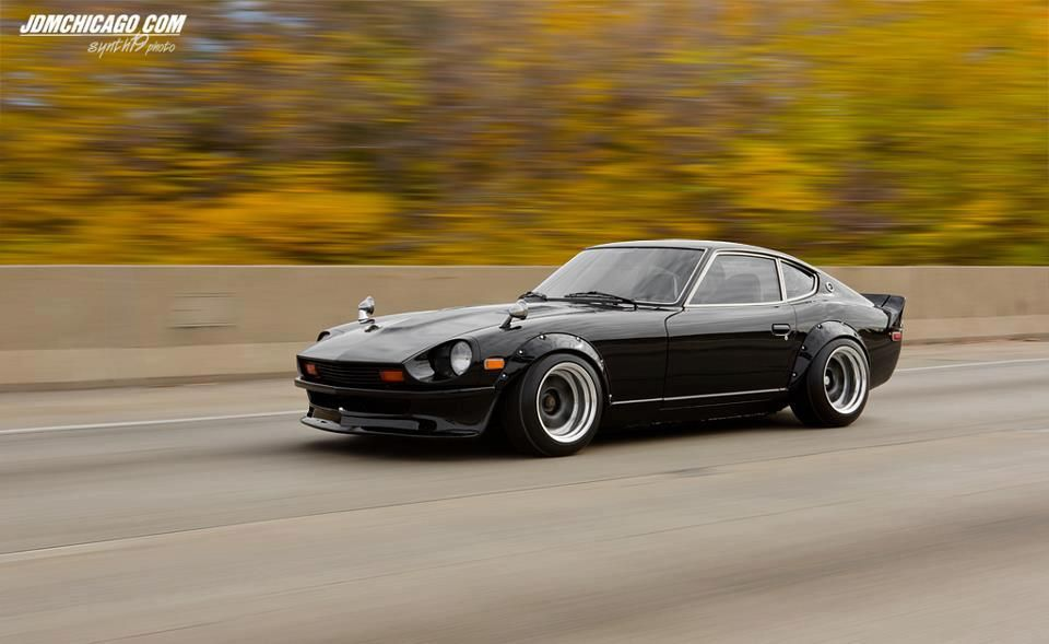The Original Nissan Z Motörhead Pinterest Nissan Datsun - Sports cars that start with z