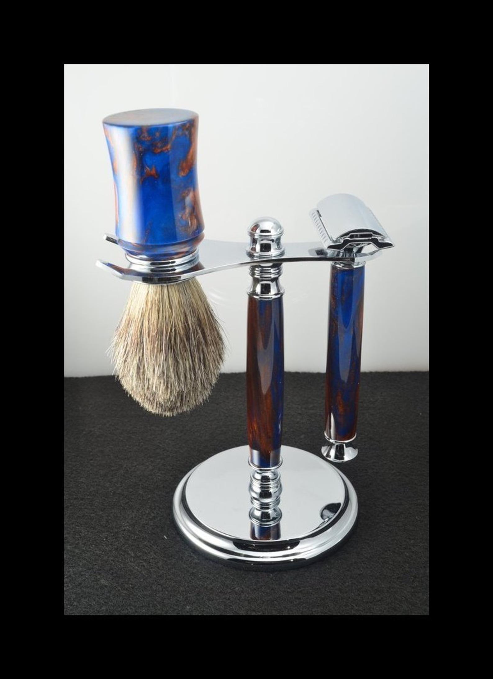Shaving Set Shaving Kit Safety Razor Shave Brush Men's
