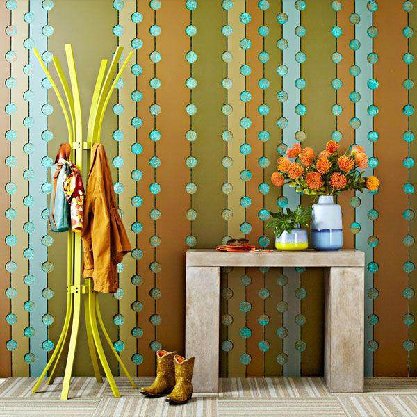 Copper accent wall | Bygga & Bo | Pinterest | Copper ...