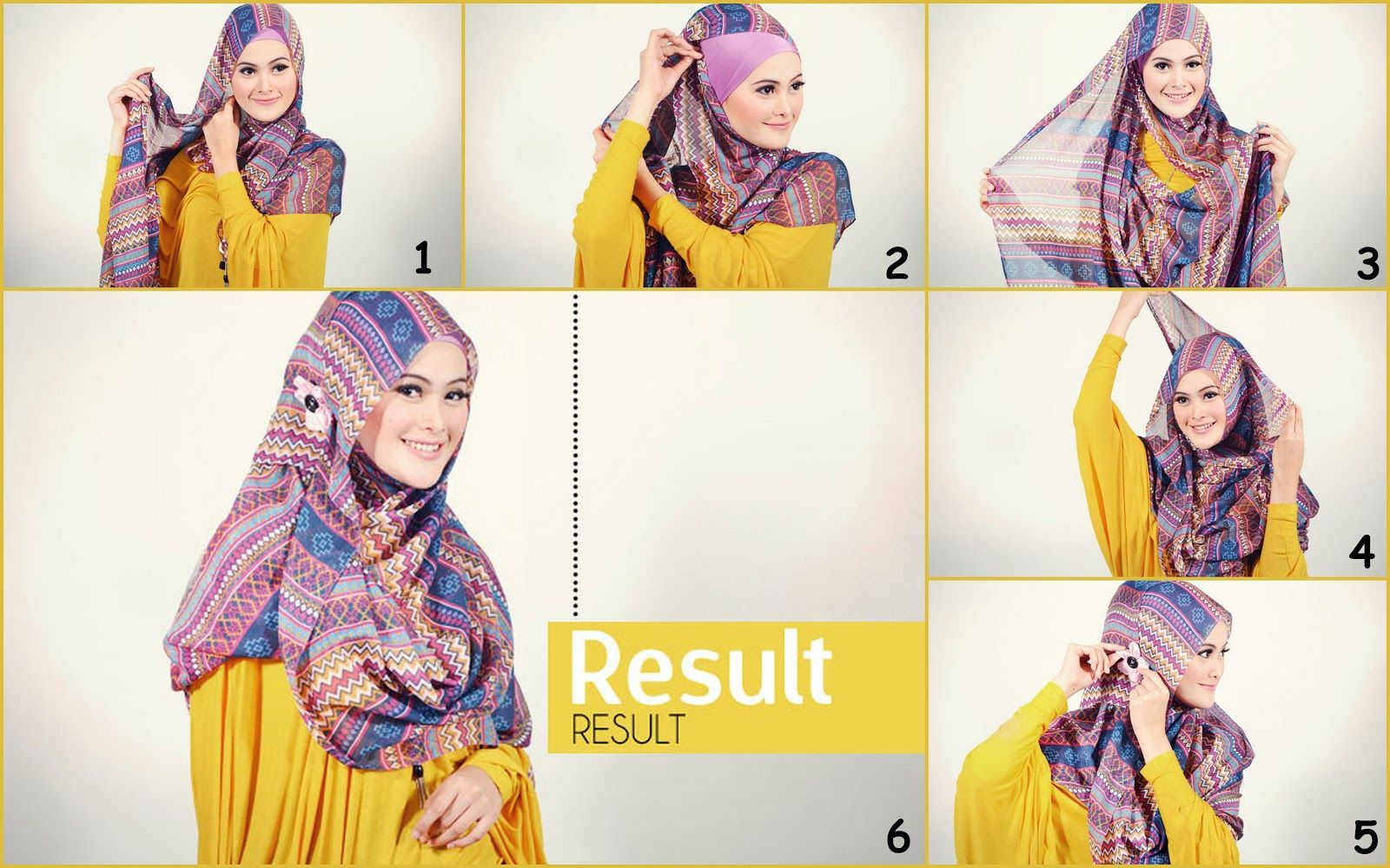 1000 Images About Hijaab On Pinterest Hijab Tutorial Hijabs
