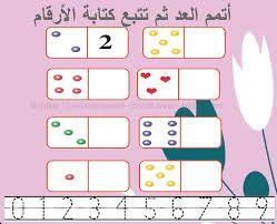 Image Result For تعليم الأرقام للأطفال بالصور